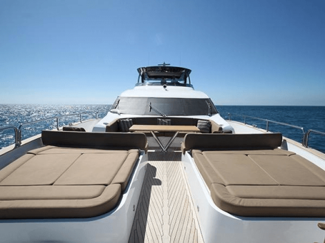 The Striking Sunseeker 28M Yacht 'THIS TIME NEXT YEAR'