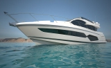 The brand new Manhattan 66 will be on display at the Dusseldorf Boat Show 2017