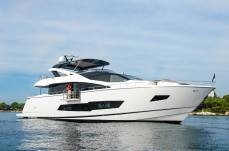 The Sunseeker 86 Yacht will be one of the biggest boat on display