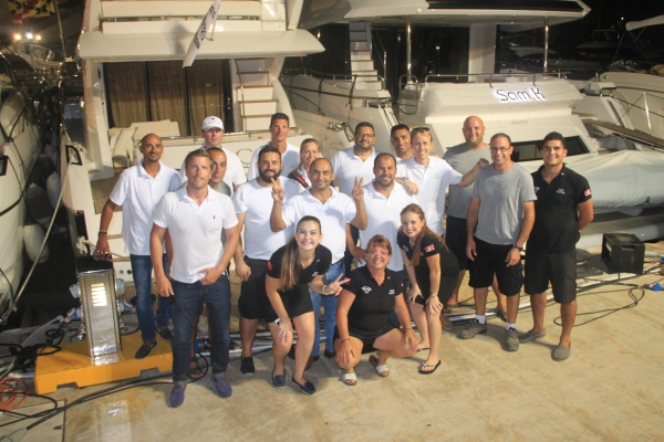 The Sunseeker Malta team are extremely proud of the results from the Valletta Boat Show