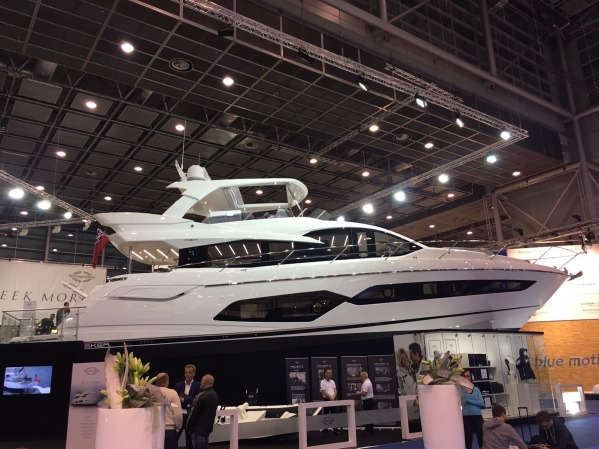 Come and view the brand new Manhattan 66, who is making her Mainland European debut at Boot Düsseldorf!