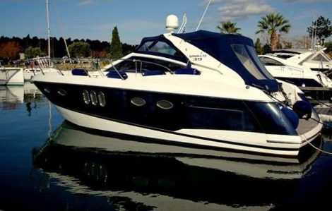 The Absolute 39, has been sold to her new owner, who cant wait to will cruise Greece in Summer 2017