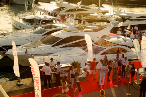 Sunseeker Mallorca at Mallorca Best of Yachting