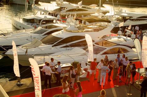 Sunseeker Mallorca at Mallorca Best of Yachting
