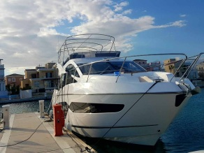 Sunseeker Cyprus are proud to deliver one of the first new Manhattan 52