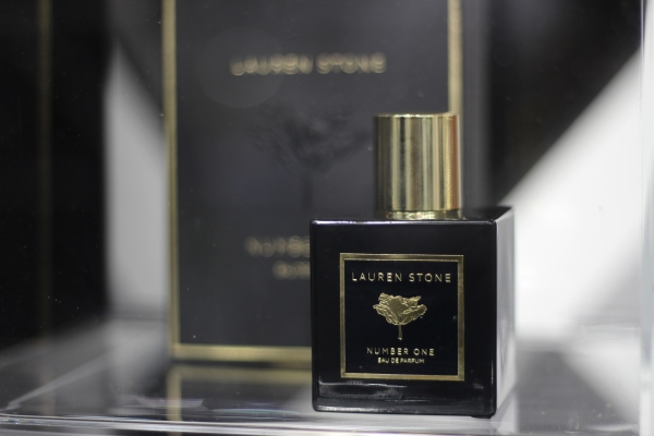 The rich fragrant perfume Lauren Stone 'Number One'