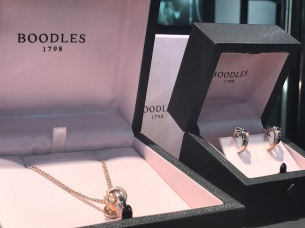 Boodles are generously donating these gorgeous pieces from their Knot Collection to the PAH Charity prize draw