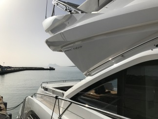 The Sport Yacht 68 will lay in Puerto Banus