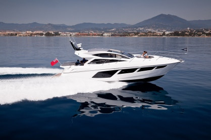 The sleek and fast Predator 57