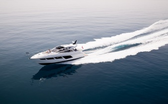 The Predator 57 will be available for veiwings at the CNR Avrasya Boat Show, 11th-19th February