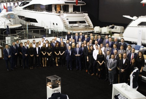 Joining the Sunseeker Mallorca team also means becoming part of the Sunseeker London Group!