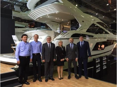 Come and meet the Sunseeker Turkey team at CNR Avrasya Boat Show where they will be able to advise you on all your boating needs