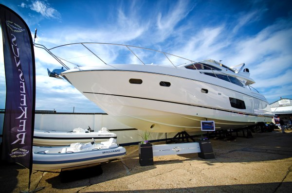 The Poole Pre-Season Boat Show is the perfect opportunity to come and see our Sunseeker Yachts in a relaxed informal environment
