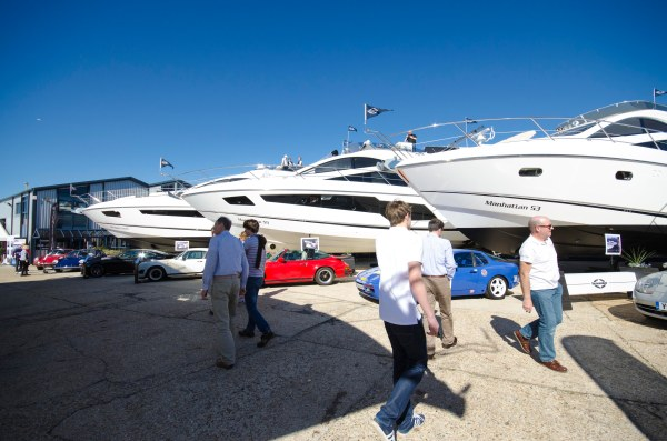 The Sunseeker Pre-season Show is from the 10th-12th March, at Sunseeker Wharf, West Quay Road, Poole