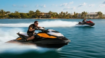 Seadoo Jestskis will be on display at the Sunseeker Pre-season Boat Show