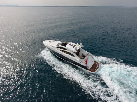 The attractive 'NO MERCY' is based in Alcudia, North Mallorca, please contact the Sunseeker Mallorca team to arrange a viewing today before she is snapped up off the market!