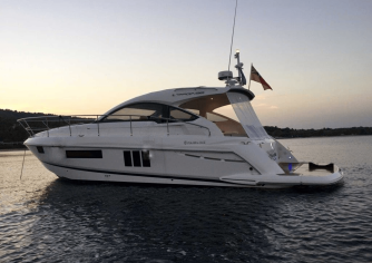 Fairline Targa 38, will relocate to Sweeden