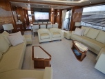 Captain-Maintained and having seem very little use, she is in pristine condition