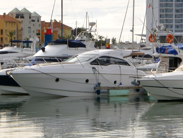 The gorgeous Sessa C35, motor yacht 'Sylvester' is listed for €195,000 Tax Paid