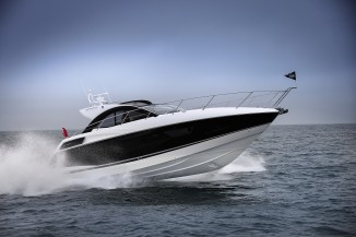 The stunning Sunseeker San Remo