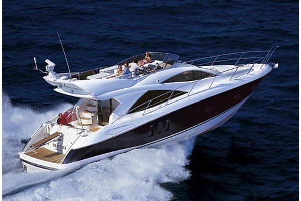 The rapid Sunseeker Manhattan 53