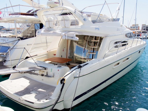 Cranchi Atlantique 48 'MARIKI I' has had a major price reduction!