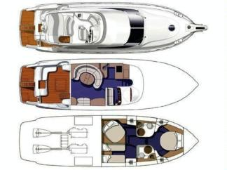 'MARIKI I' 's lay out is practical and also spacious