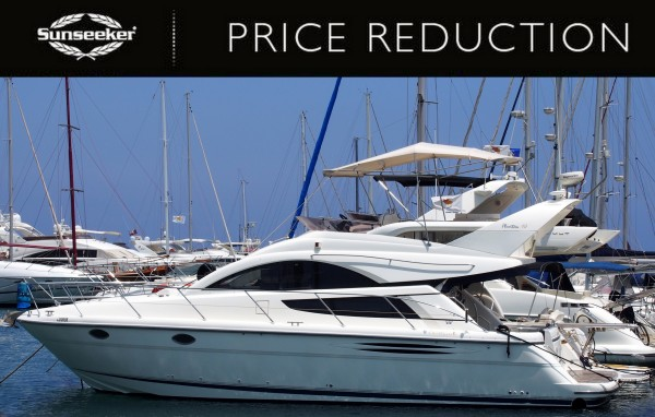 'SEA FOX' has had an amazing price reduction from €230,000 to an amazing €199,000 tax paid